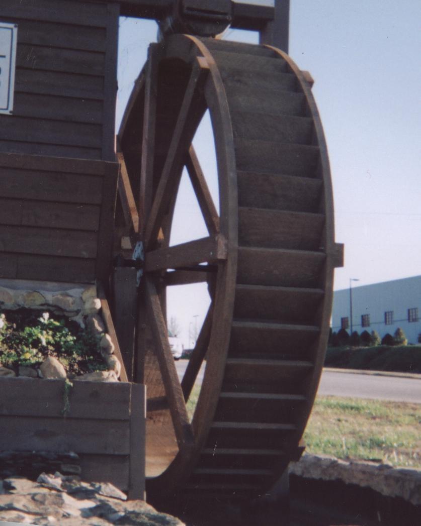 10ft Water Wheels