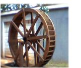 6 foot waterwheel kit
