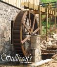 8 foot waterwheel for a grits mill in GA. Sullivan WaterWheels
